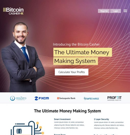 bitcoin casher 1