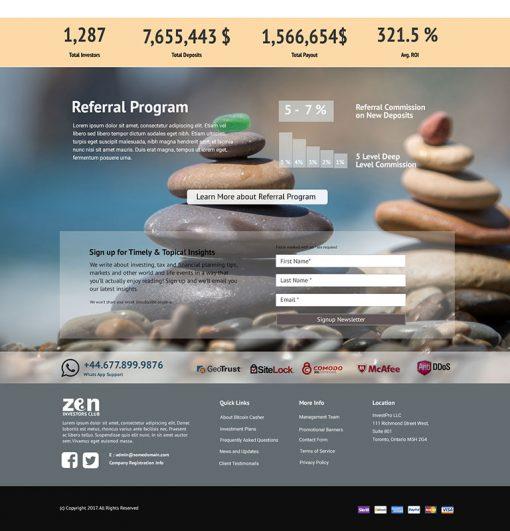 zen invest 2