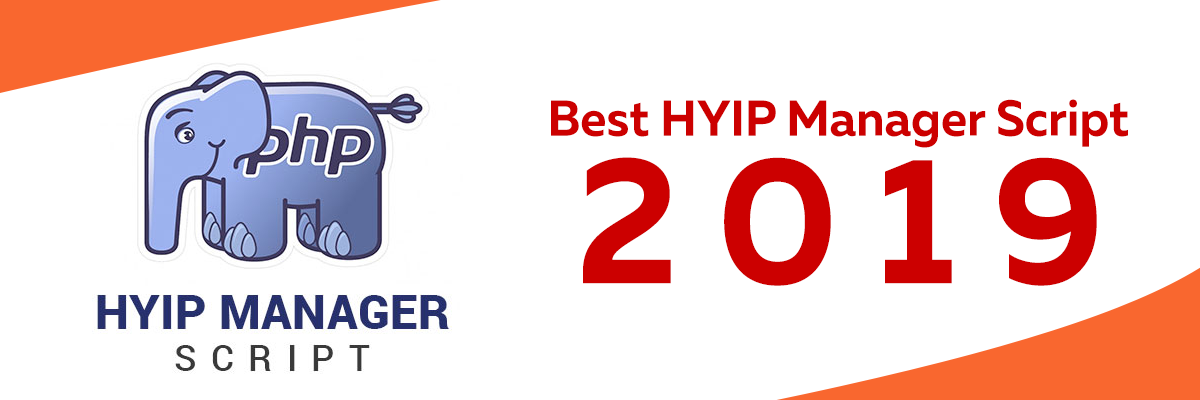 Best HYIP Script Software 2019