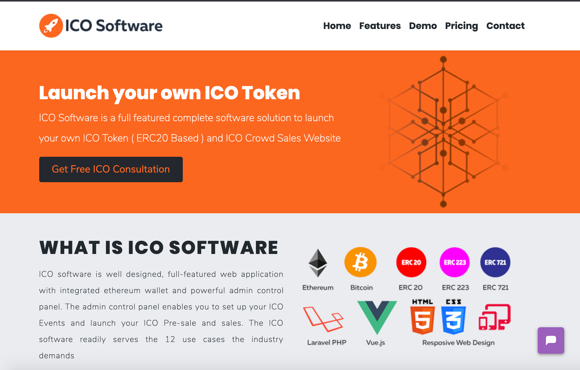 ICO Software Online