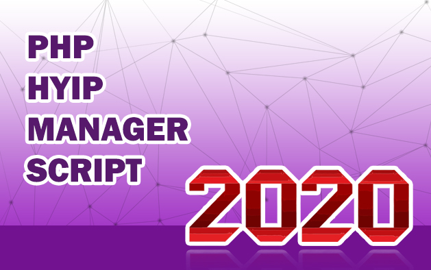 Best HYIP Script Software 2020