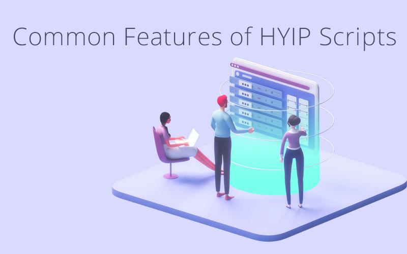 HYIP Script scheme