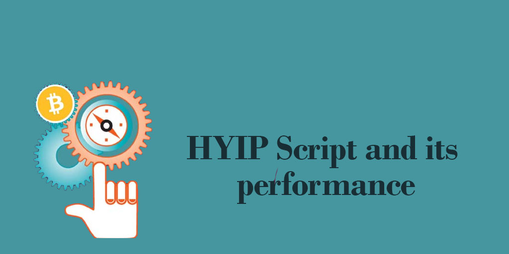 How Blockchain technology aids business in HYIP Script Industry
